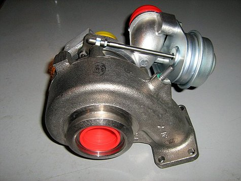 VW CRAFTER TURBO CHARGER