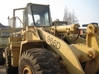 SELL USED CAT966D LOADER
