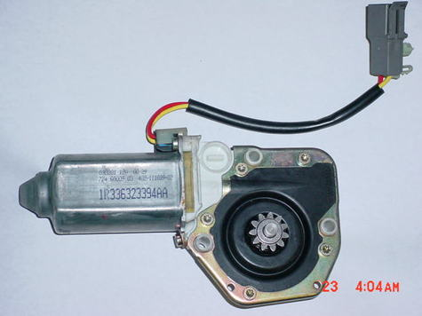 window motors