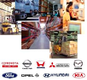 Genuine, OEM, Replacement Toyota parts