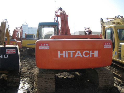 USED HITACHI EX200-1,CRAWLER EXCAVATOR
