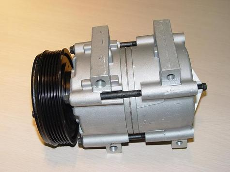Automotive A/C compressor