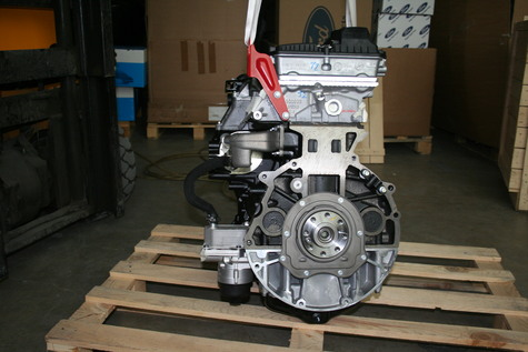 FORD TRANSIT 2,4D COMPLETE SERVICE ENGINES