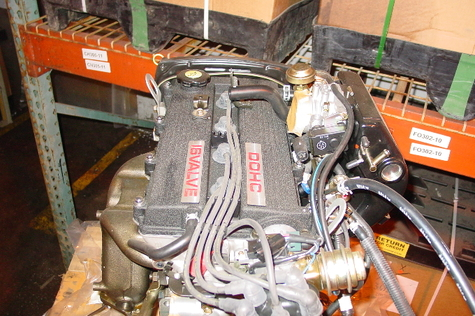 Mercury Capri Complete 1.6 Engine,1993-94