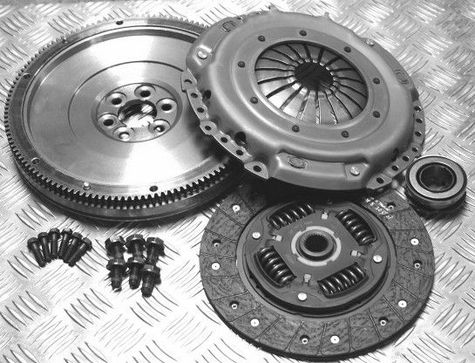 ***REPLACEMENT KIT FOR DUAL MASS FLYWHEEL***