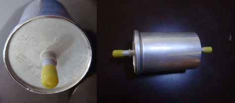 fuel filter for Peugeot: EP145