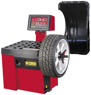 Corghi Tire Machines and Balancers