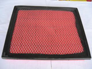 Air filter for jeep