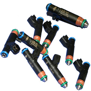 Ford Fuel Injectors - Escape, Mustang, and Taurus