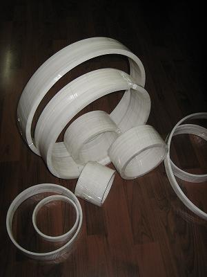 Sell back-up ring, PTFE rod/ sheet/ film/ tubing/ hose/ gasket etc