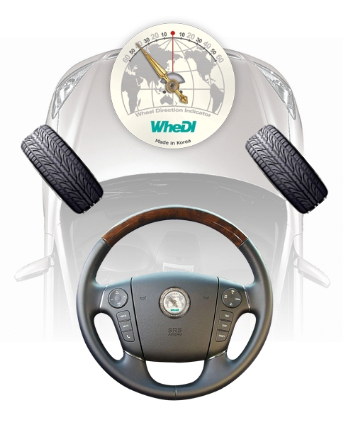 Wheel Direction Indicator (WheDI) - Innovative Parking Aid System