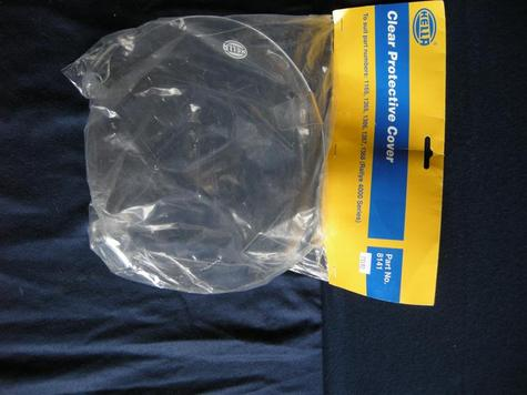 Hella Driving Lamp Clear Protective Lens Cover For Sale