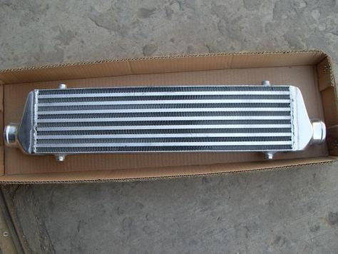 intercooler and oilcooler kits