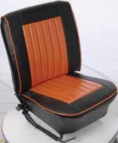 Seat Covers and Door Panels