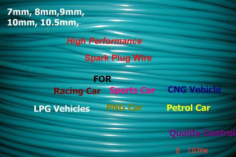 High Performance Spark Plug Wire
