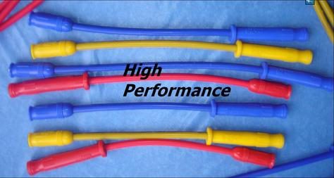 High Performance Spark Plug Wire Set