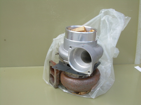 4W9104 Turbocharger
