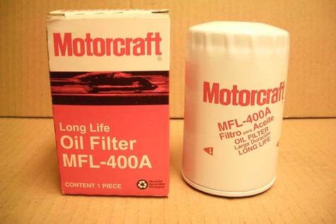 Motorcraft Oil Filter MFL-400A in original Box