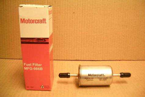 Motorcraft Fuel Filter MFG-986B in Original Box