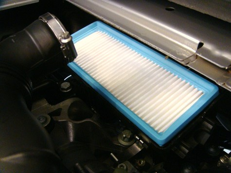 Smart Fortwo Air Filter (smartpitstop)