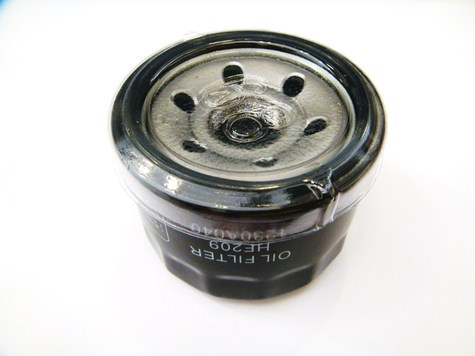 Smart Fortwo Oil Filter (smartpitstop)