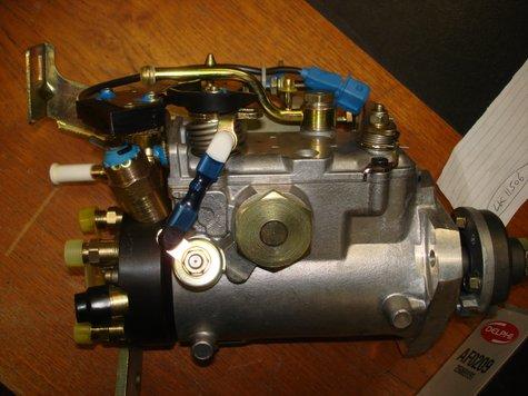 Lucas fuel pump