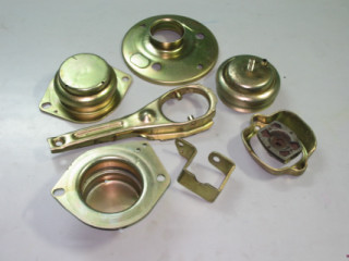 Customized Metal Parts. Sheet Metal Components