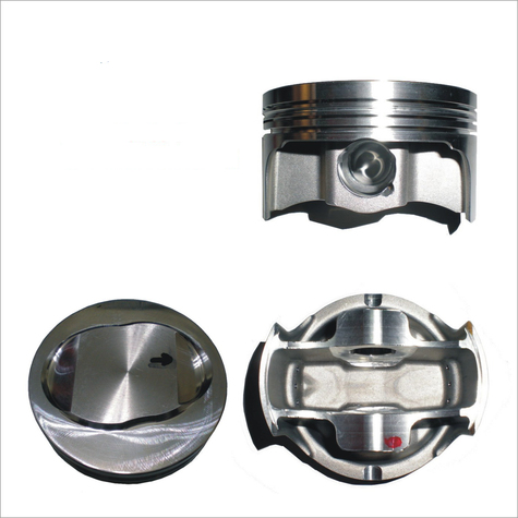 Forged Piston for high performance