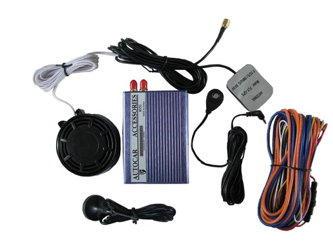 Car GPS Alarm & Tracking System HP101