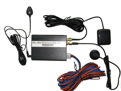 Car GPS Alarm & Tracking System HP103