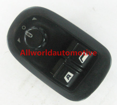 655458  PEUGEOT 206 POWER WINDOW SWITCH