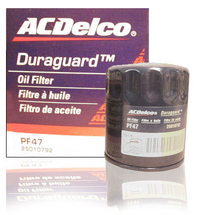 ACDelco Oil Filter PF-47