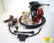 Vacuum pump for Electric Vehicle