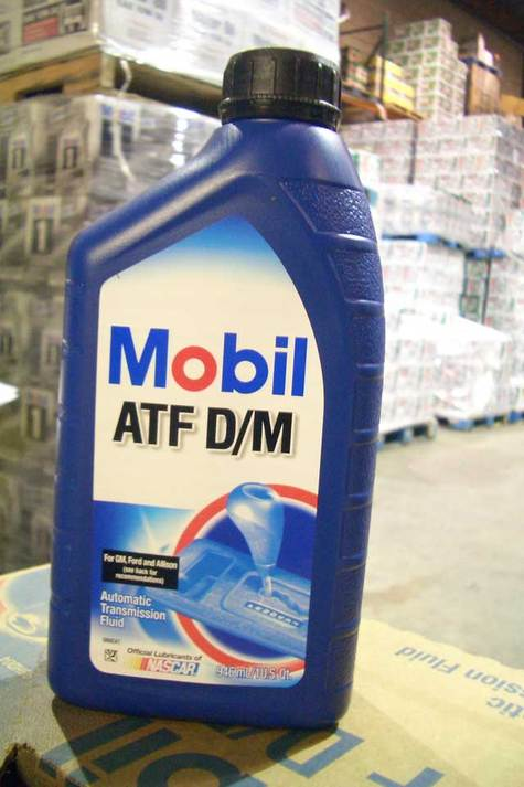 Mobil ATF D / M (AUTOMATIC TRANSMISSION FLUID) IN QUARTS