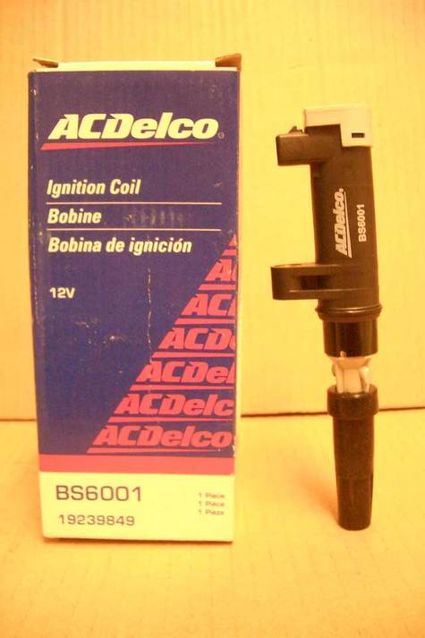ACDelco Ignition Coil Renault Clio, Nissan Platina, Megane and Scenic
