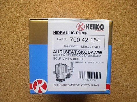 HIDRAULIC PUMP 1/BOX