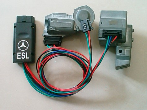 Benz OBD unlock ESL