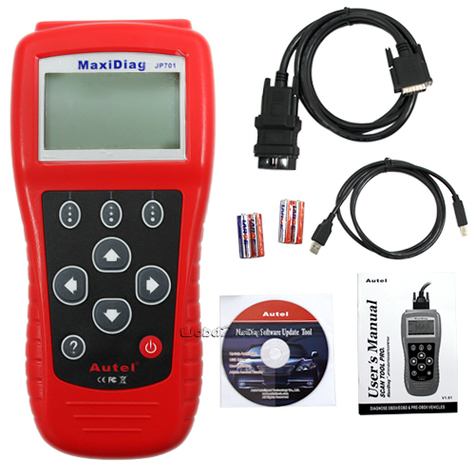 JP701 for Japanese auto scanner