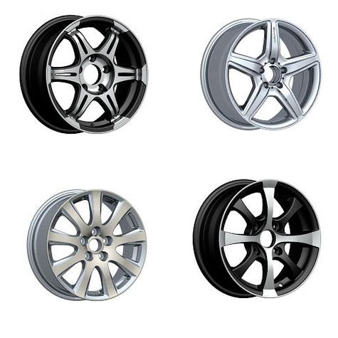 Sell 14 Inch alloy wheels