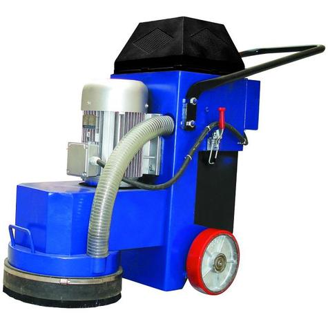 Concrete Grind and Vacuum Machine W300