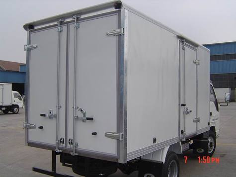 Sell Cargo Truck