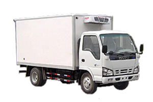 Sell Refrigerated Truck