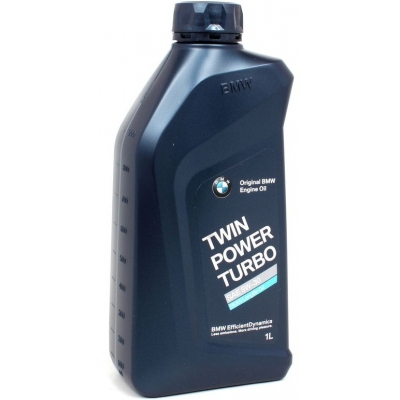 Genuine bmw motor engine oil 5w30 bmw twinpower turbo ll 04 1l for Motor oil for bmw