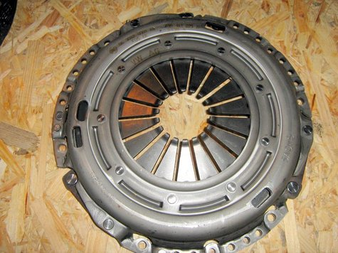 vw new golf clutch set