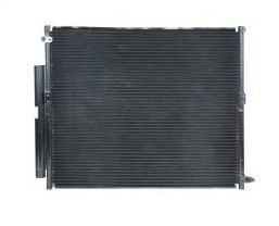Condenser Unit for Automobile Toyota Prado