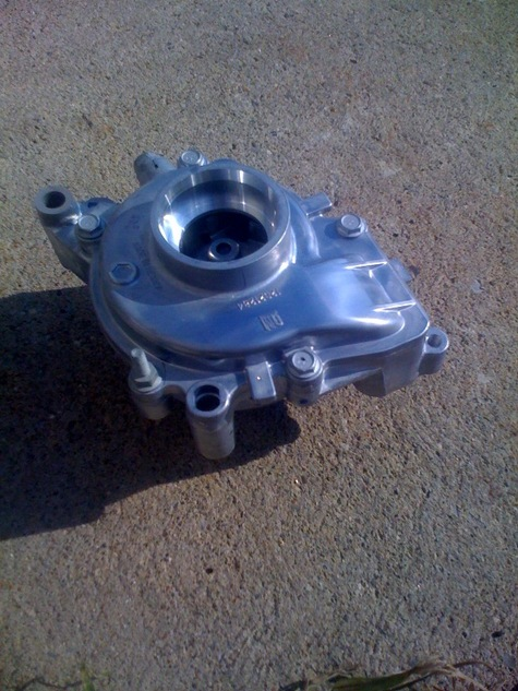 NEW SAAB WATER PUMPS