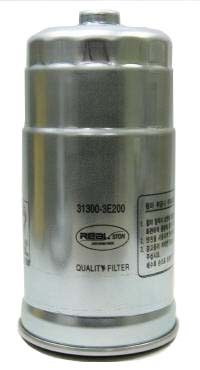 Hyundai Terracan 2.9 diesel fuel filter