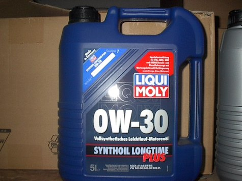 GERMAN TECH SYNTHETIC MOTOR OIL