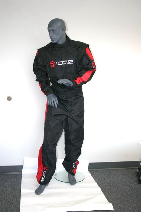 Kart Cordura Racing Suit.