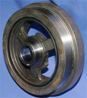 Mustang GT 2005-06 Harmonic Balancer/Crankshaft Pulley